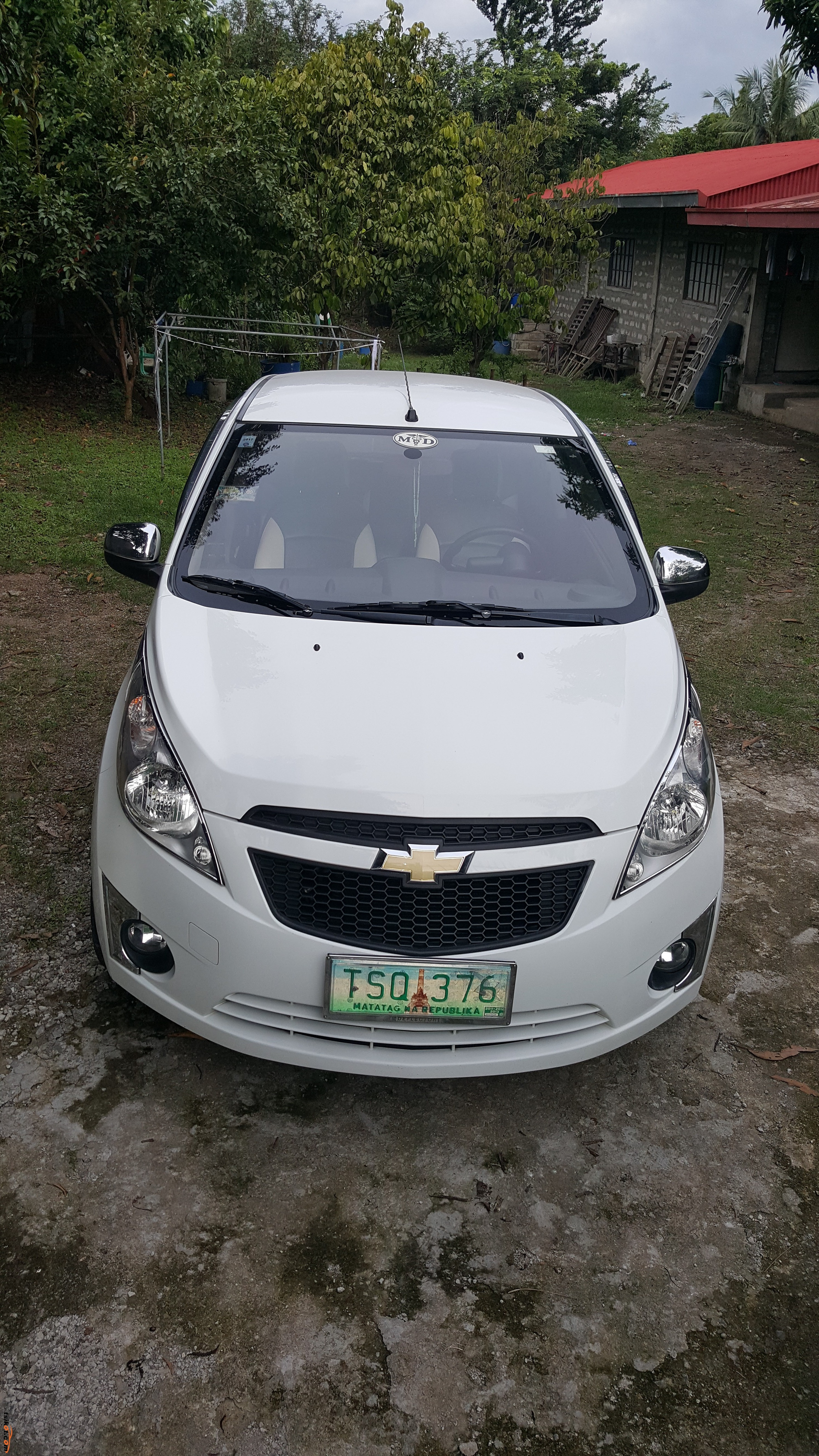 Chevrolet Spark 2011 Car For Sale Metro Manila