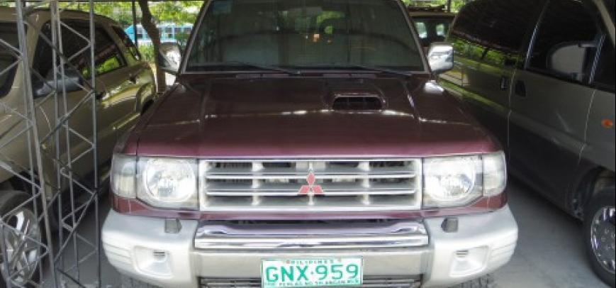 Mitsubishi Pajero 2000 - 8
