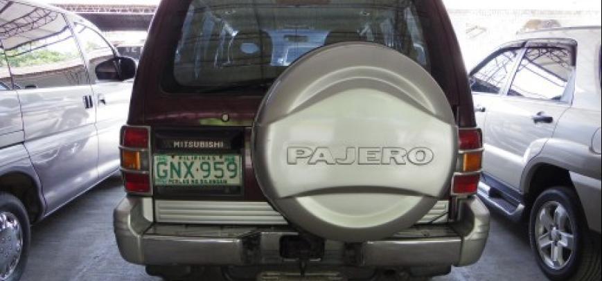 Mitsubishi Pajero 2000 - 9
