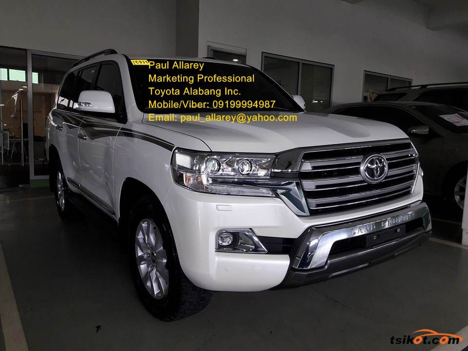 Toyota Land Cruiser 2017 - 4