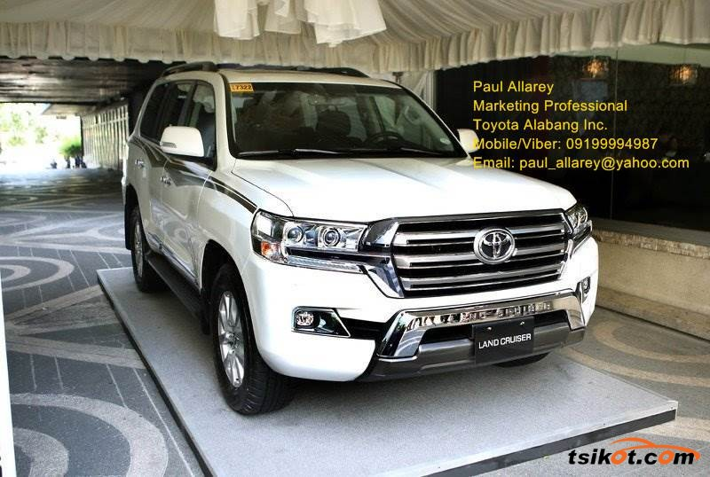 Toyota Land Cruiser 2017 - 6