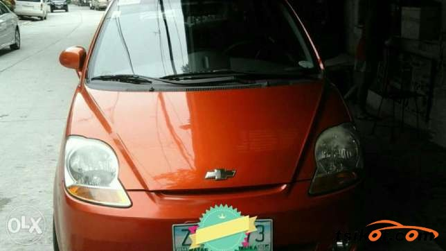 Chevrolet Spark 2009 - 2