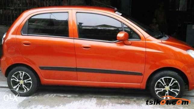 Chevrolet Spark 2009 - 3