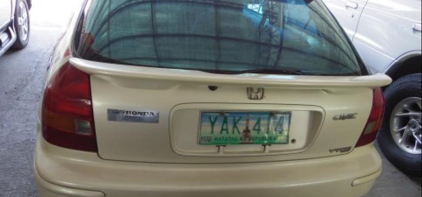 Honda Civic 2000 - 10