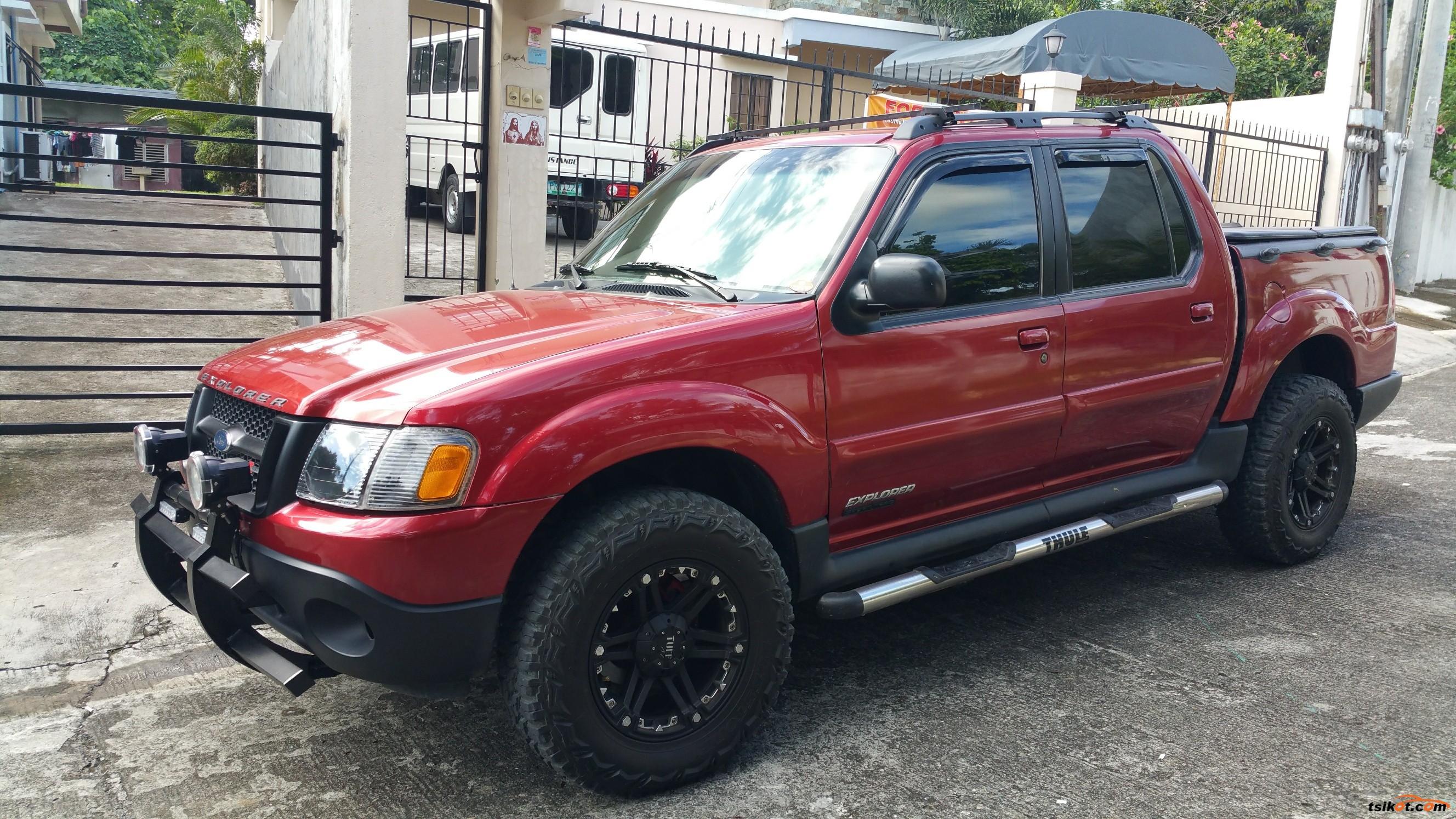 Ford Explorer 2003 - 6