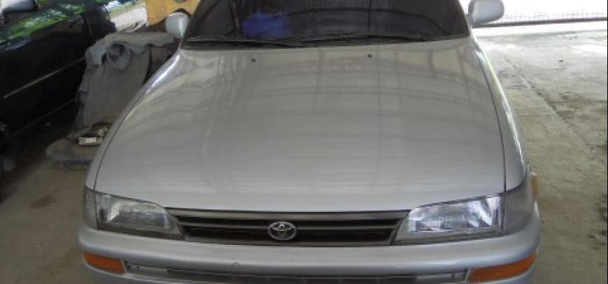 Toyota Corolla 1999 - 2