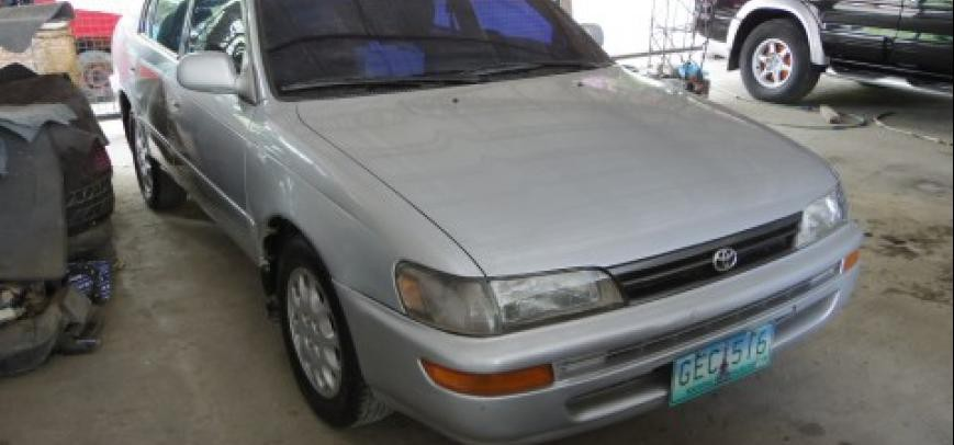 Toyota Corolla 1999 - 7