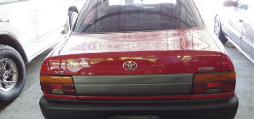 Toyota Corolla 1999 - 4