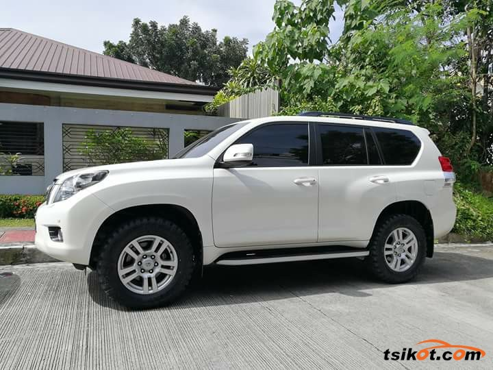 Toyota Land Cruiser Prado 2015 - 10