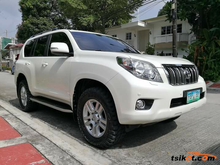 Toyota Land Cruiser Prado 2015 - 2