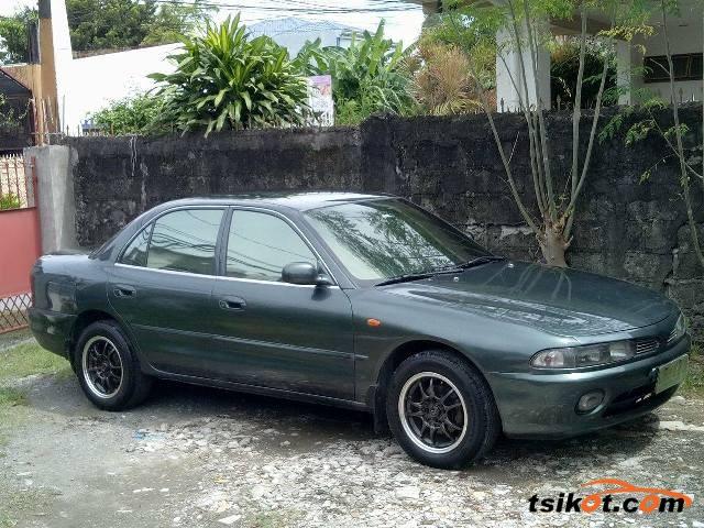 Mitsubishi Galant 1995 - 5