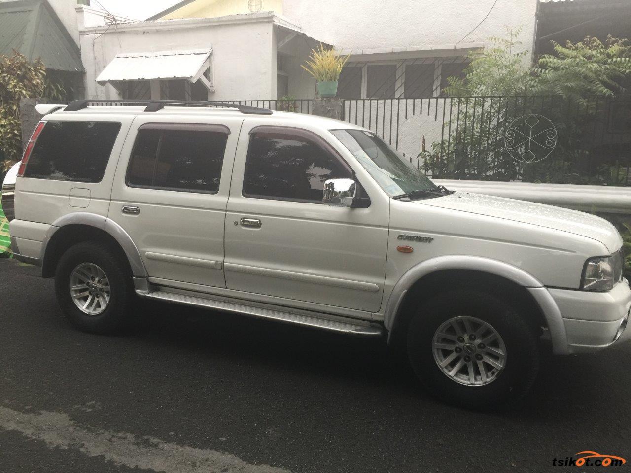 Ford Everest 2005 - 3