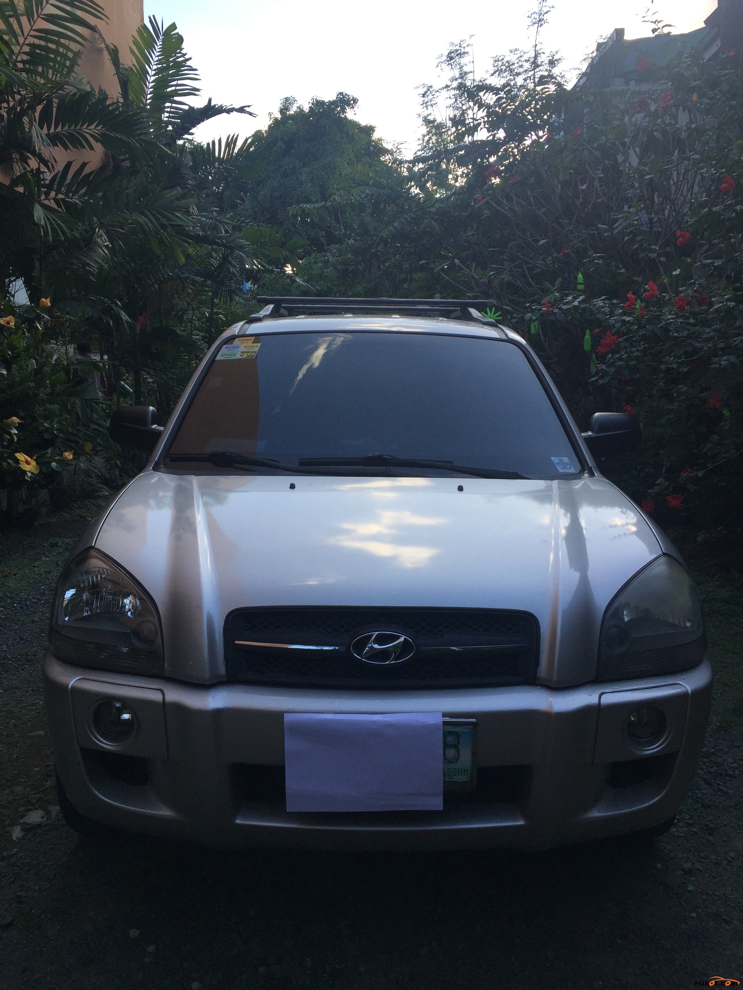 hyundai tucson 2007 car for sale metro manila. Black Bedroom Furniture Sets. Home Design Ideas