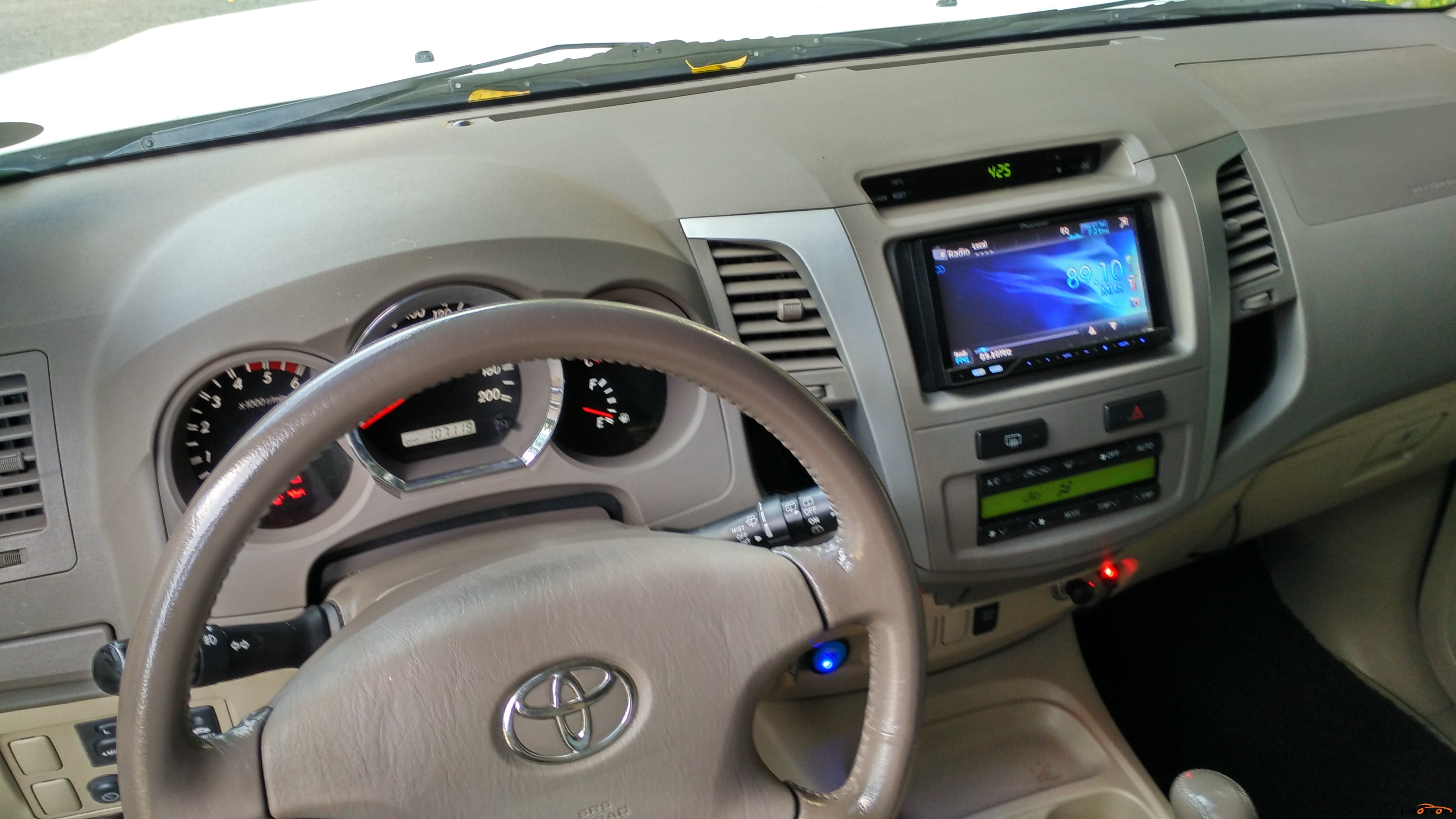 Toyota Fortuner 2008 - 5