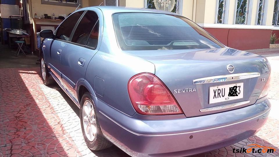 Nissan Sentra 2005 - 8