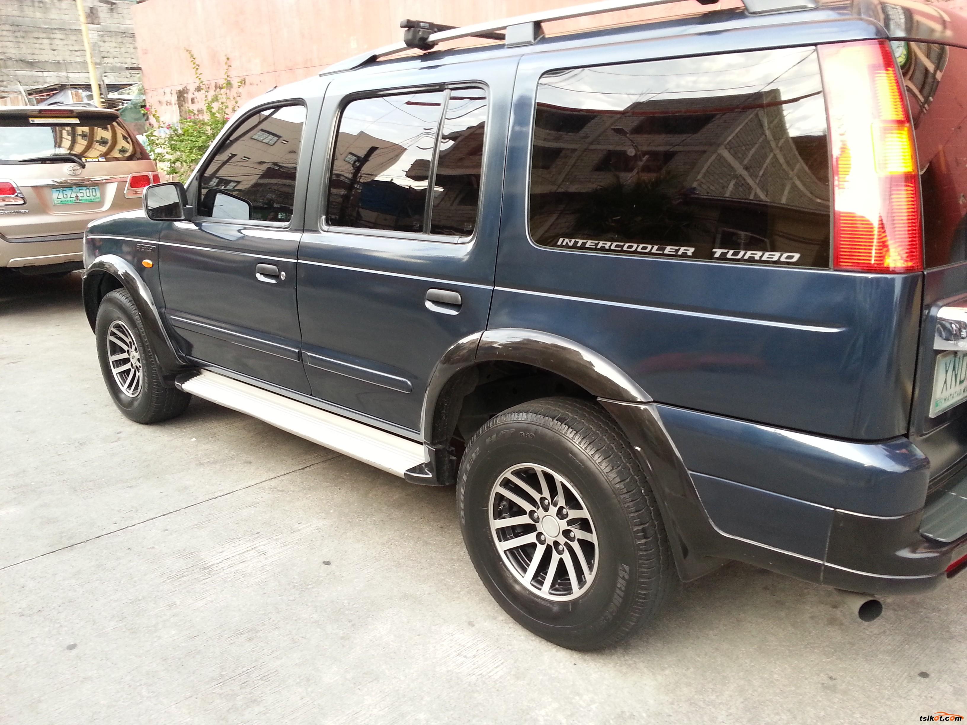 Ford Everest 2004 - 5
