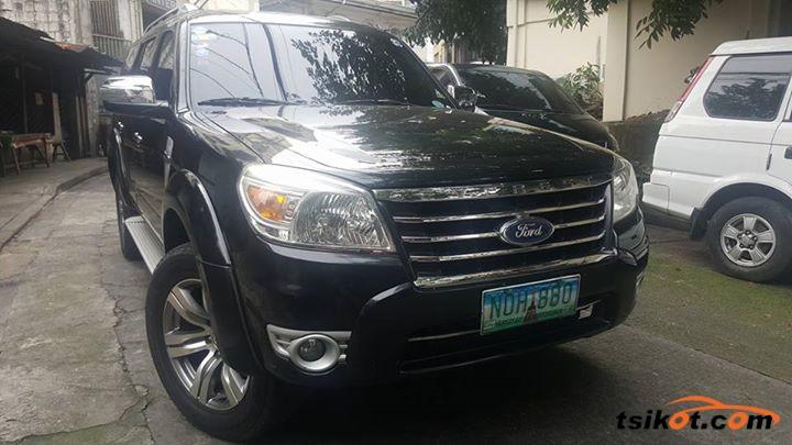 Ford Everest 2010 - 4