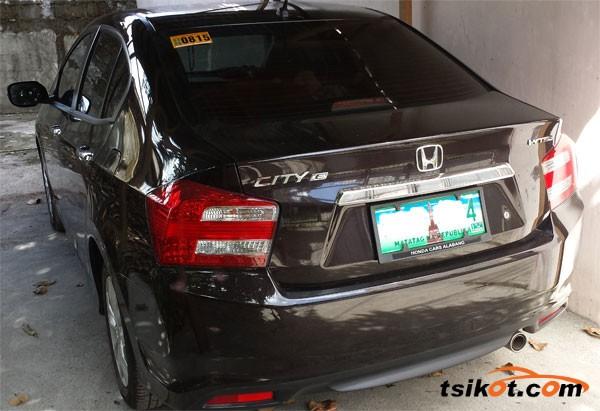 Honda City 2012 - 2
