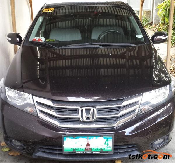 Honda City 2012 - 6