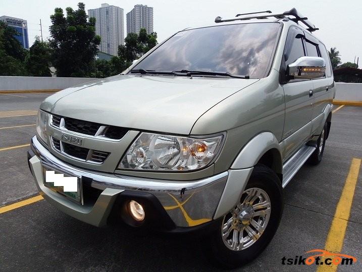 Isuzu Crosswind 2007 - 1
