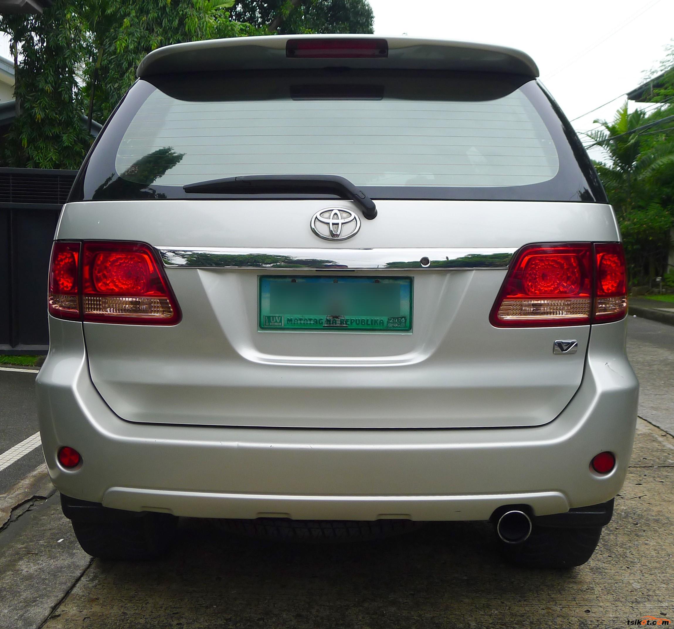 Toyota Fortuner 2005 - Car for Sale Metro Manila