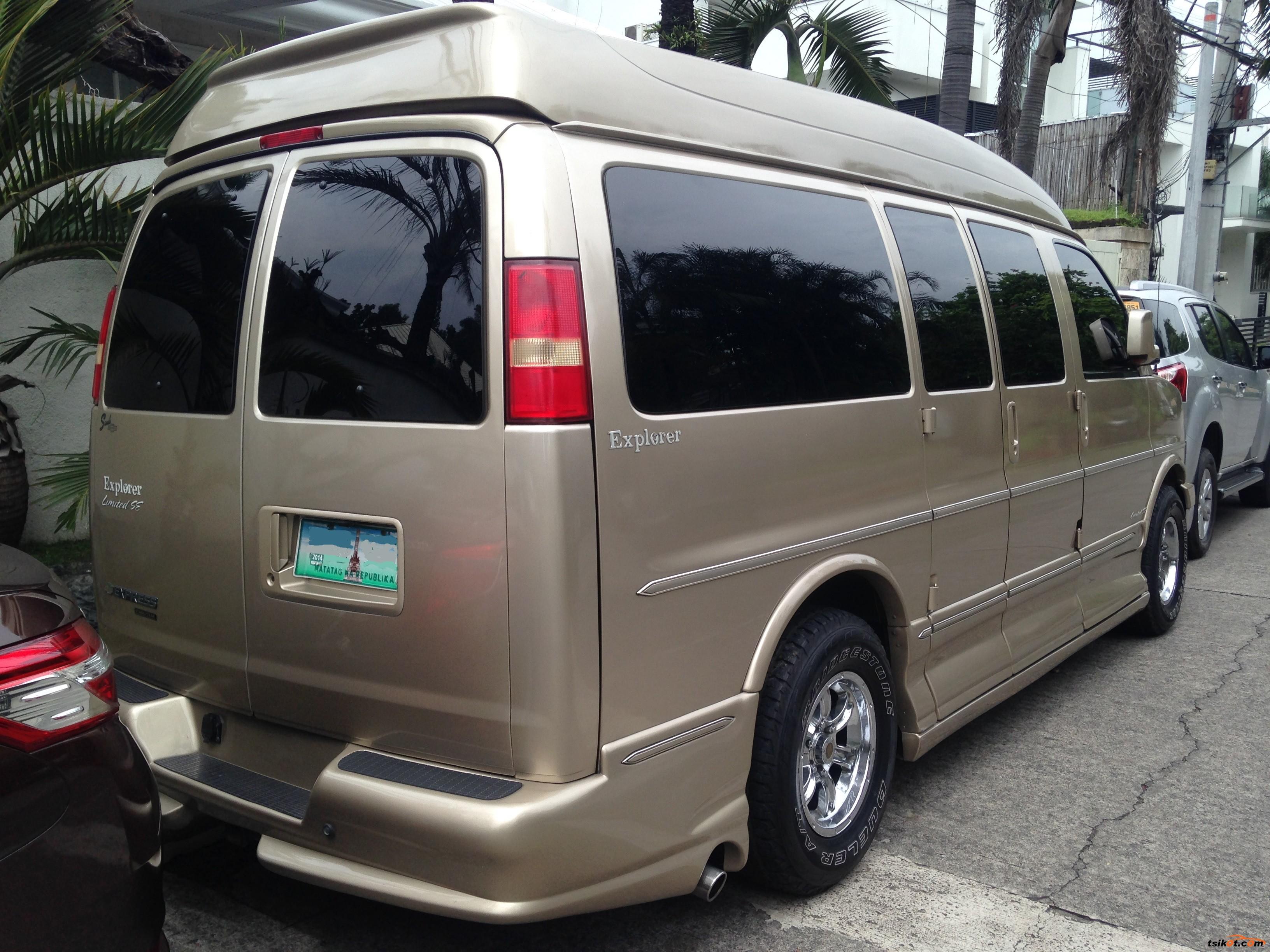 Chevrolet Express 2009 - 3