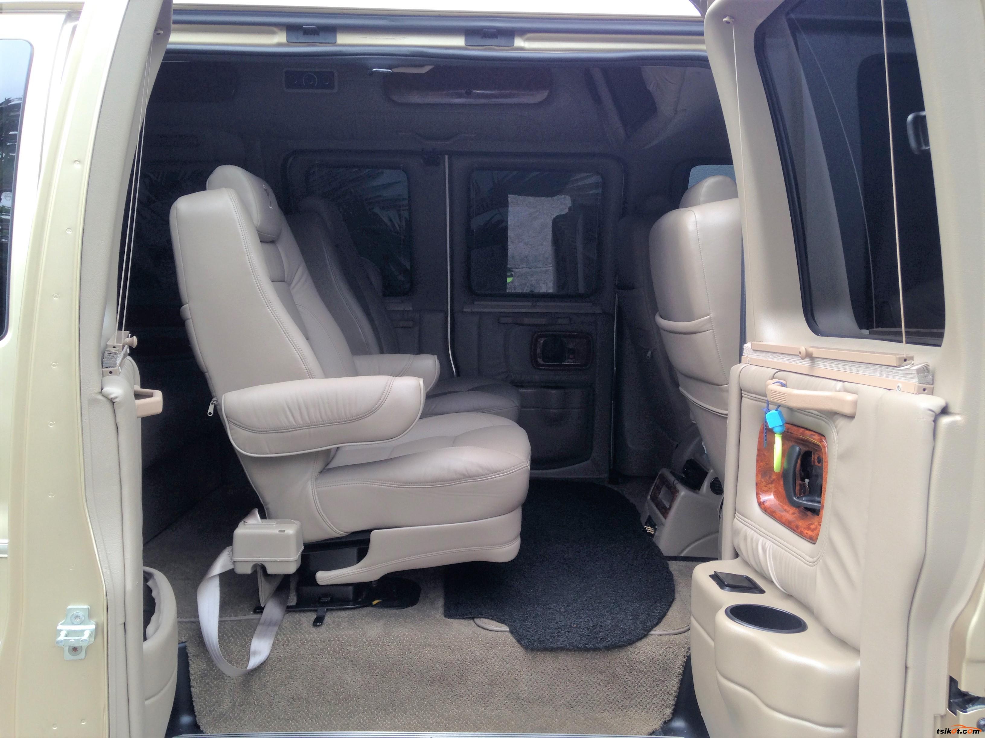Chevrolet Express 2009 - 5