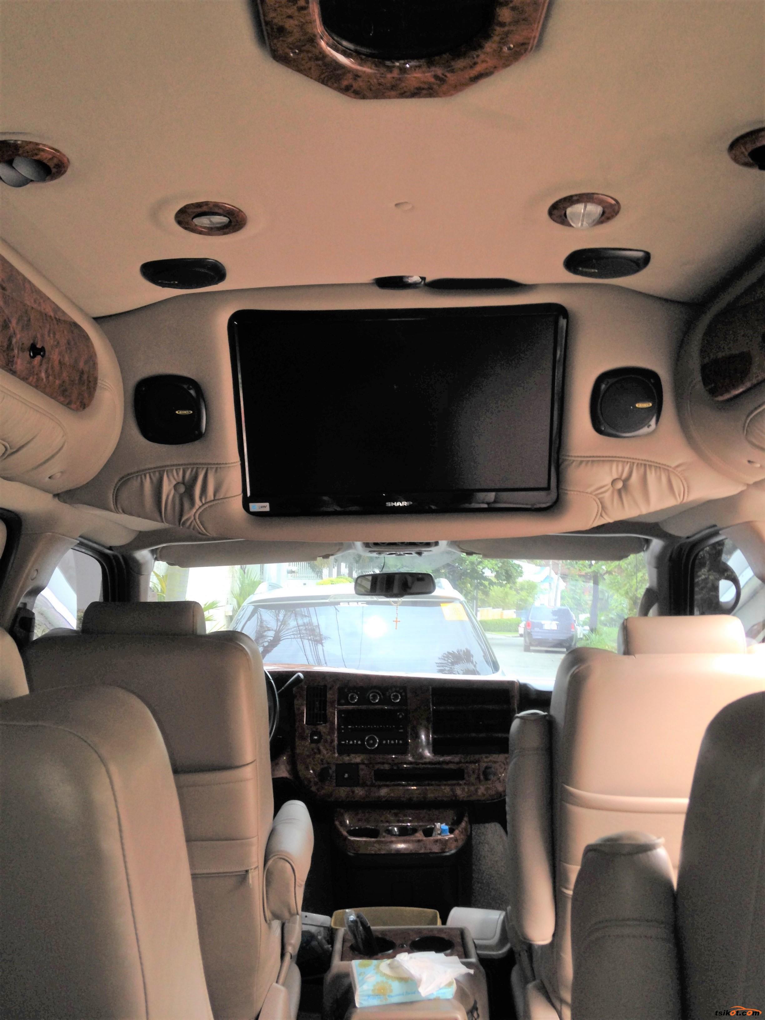 Chevrolet Express 2009 - 9