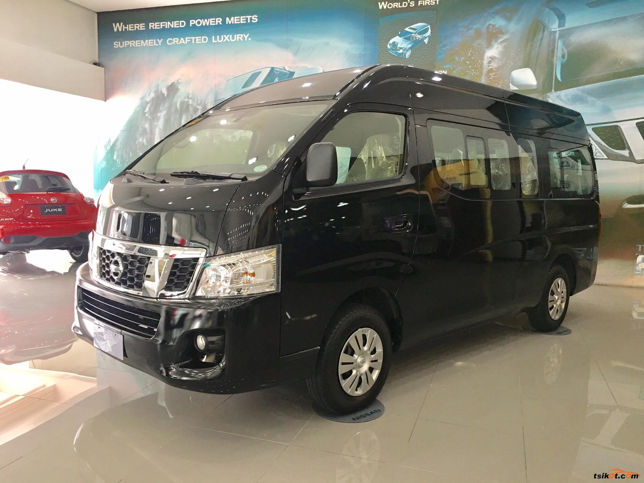 Nissan Urvan 2017 - 2