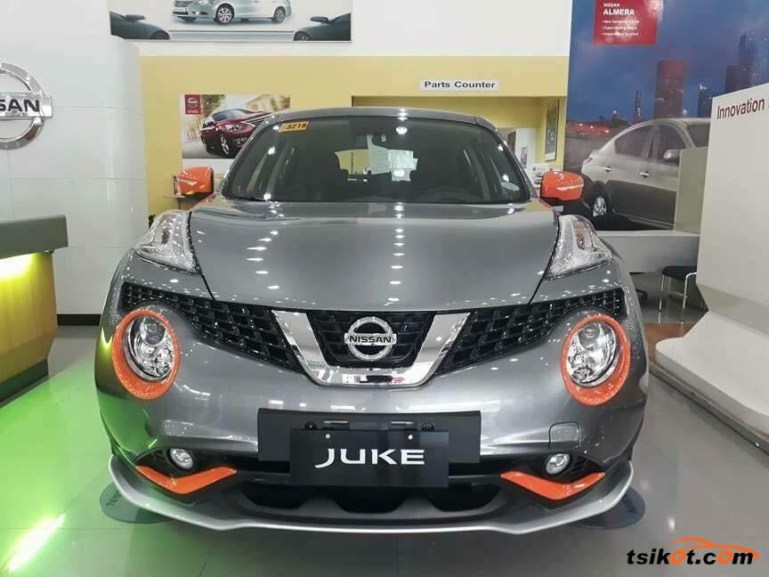 Nissan Juke 2017 - 2