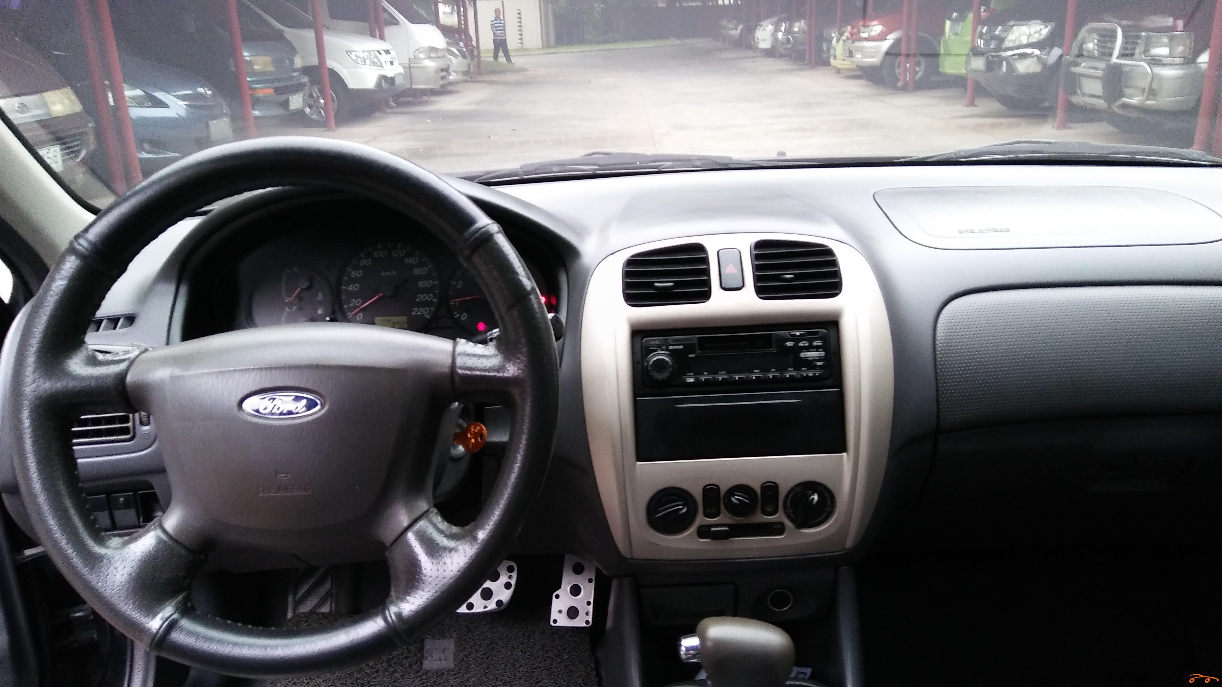 Ford Lynx 2000 - 10