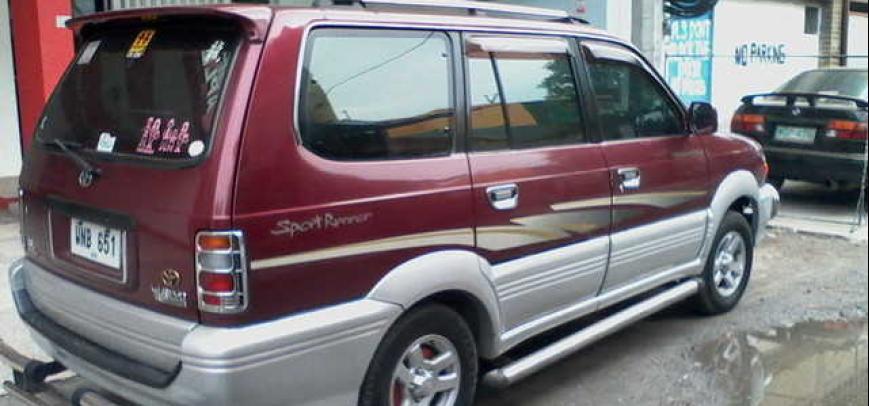 Toyota Sport 800 2001 - 5