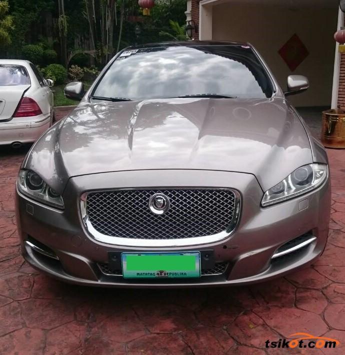 Jaguar Xj 2012 - 1