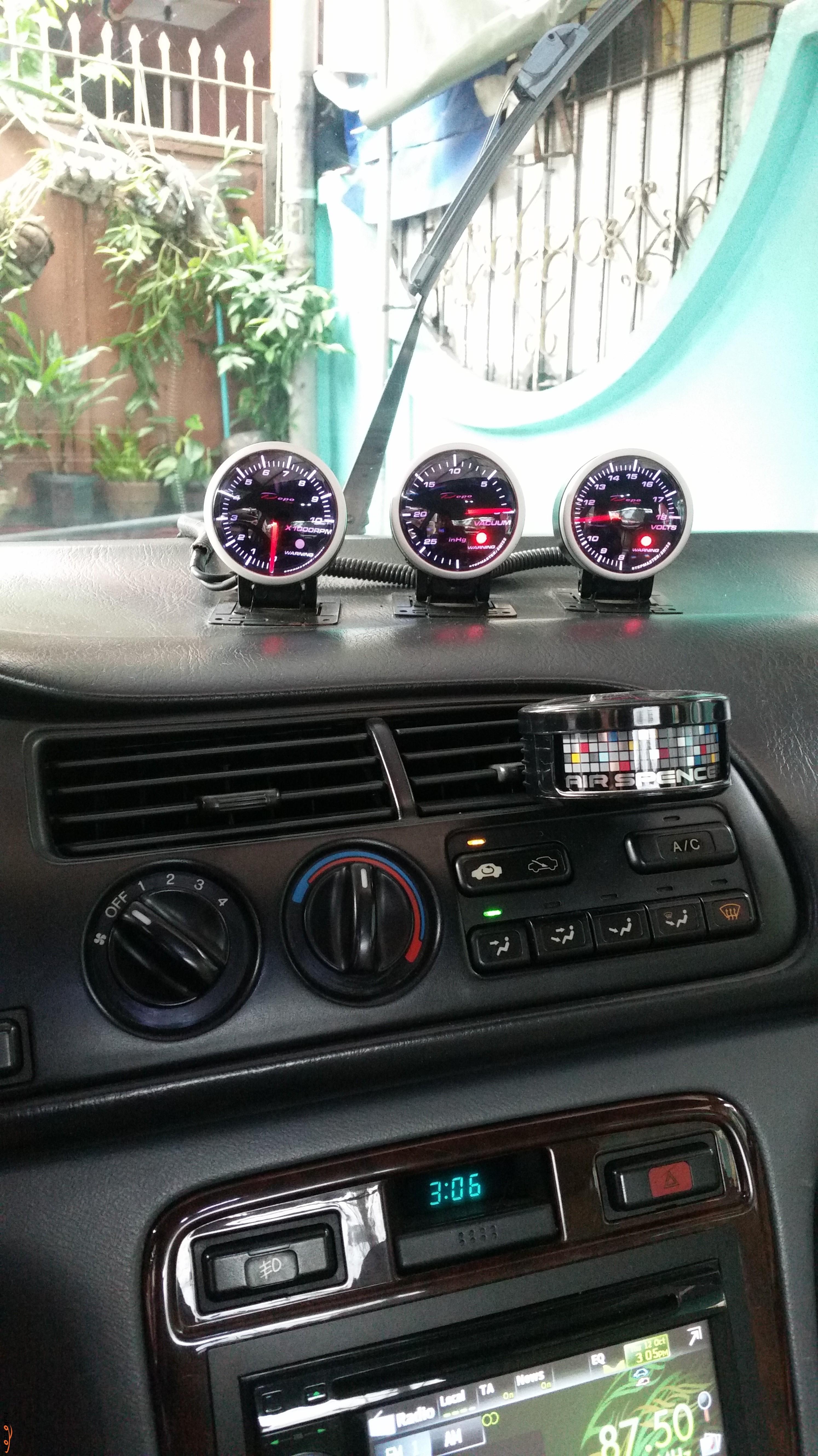 Honda Accord 1997 - 4