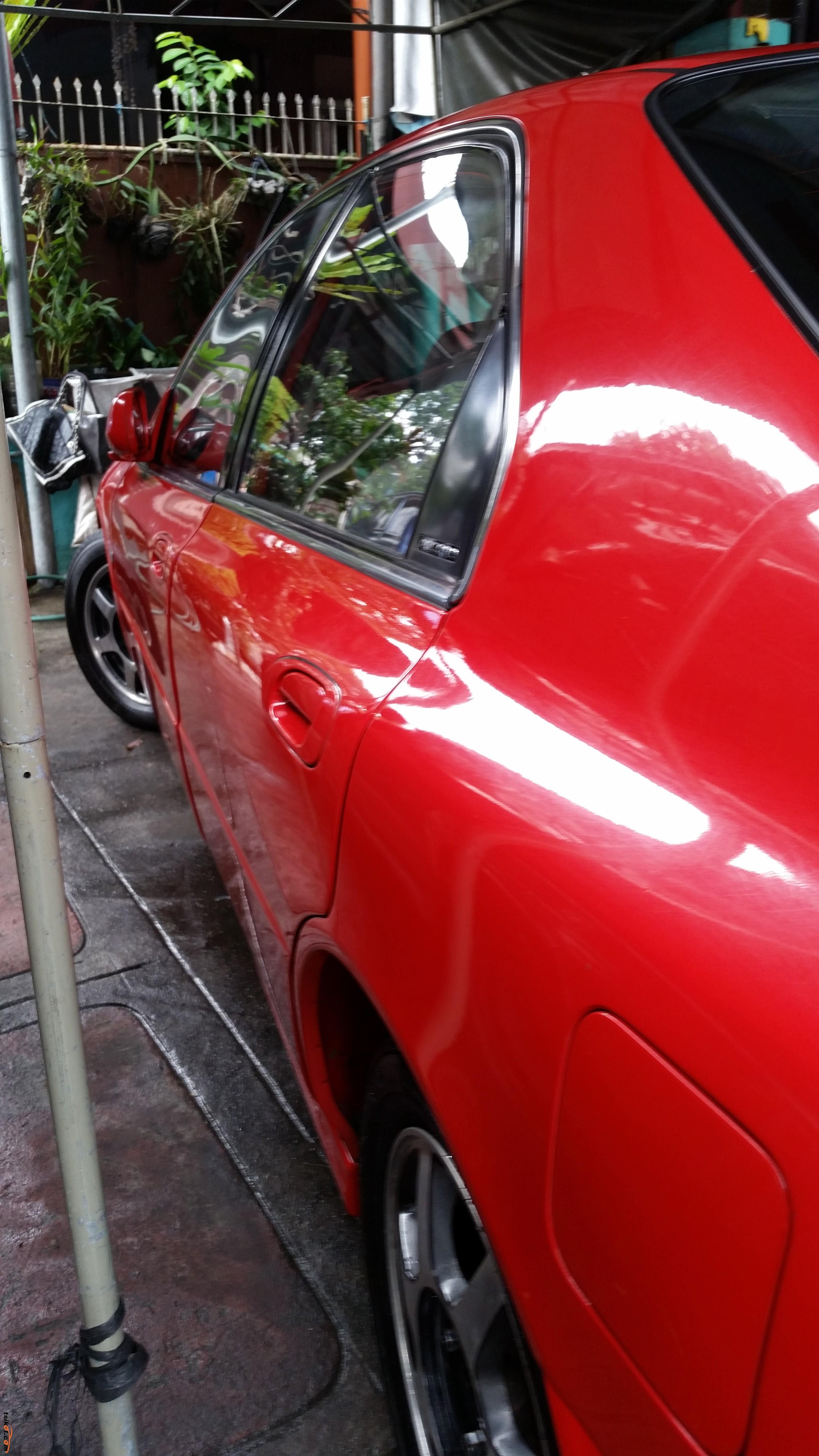 Honda Accord 1997 - 8