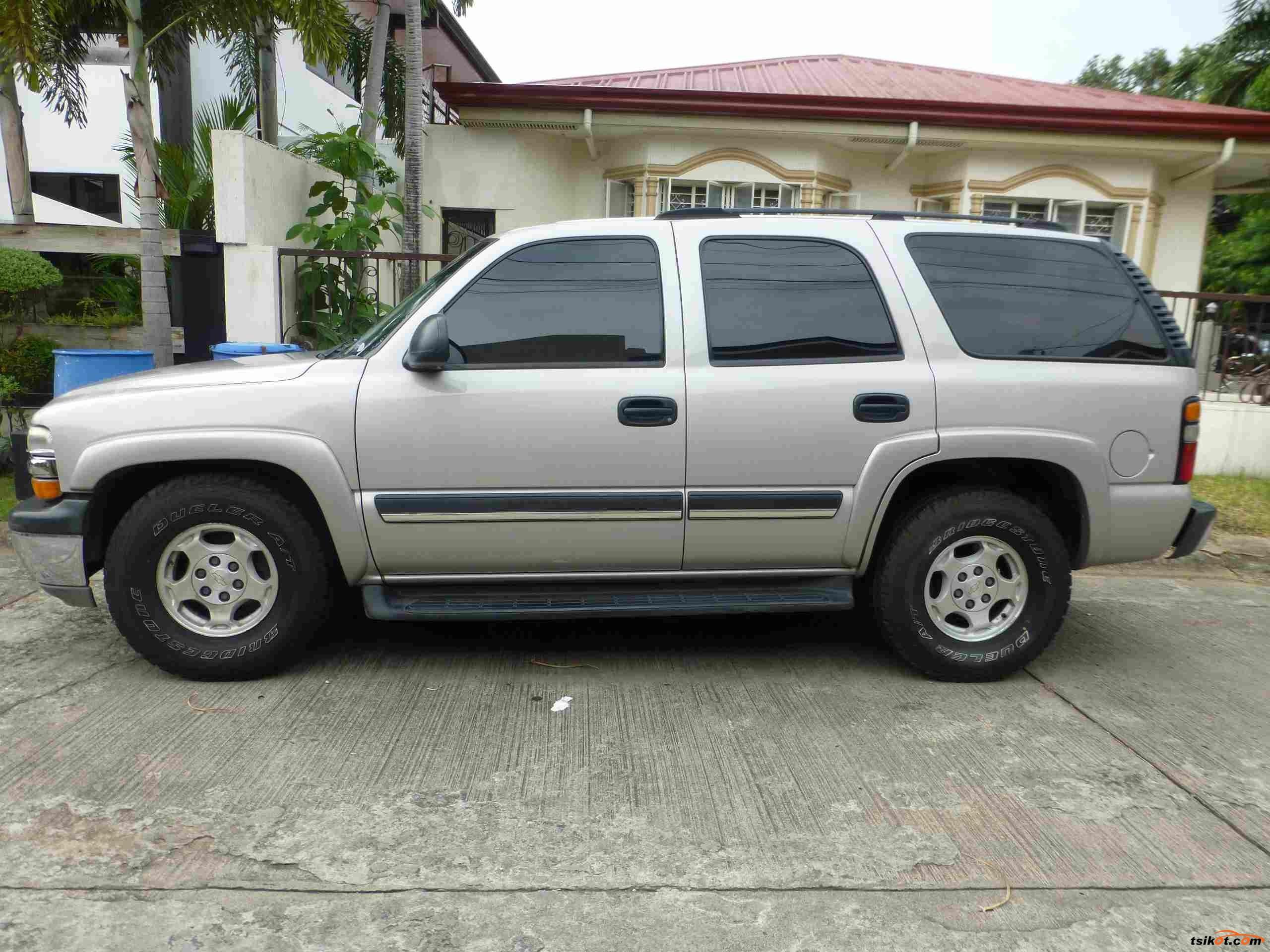 Chevrolet Tahoe 2004 - 3
