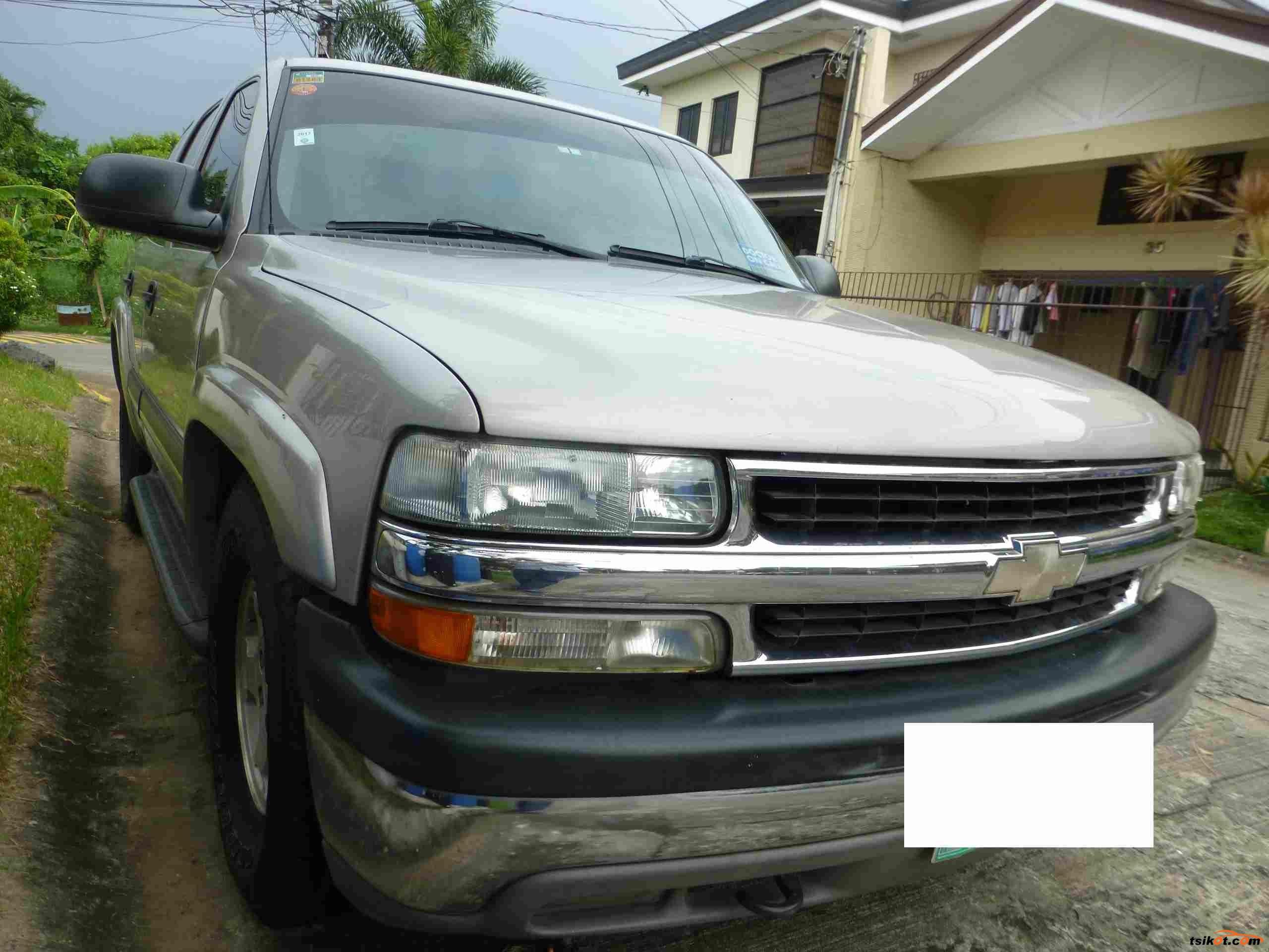 Chevrolet Tahoe 2004 - 2