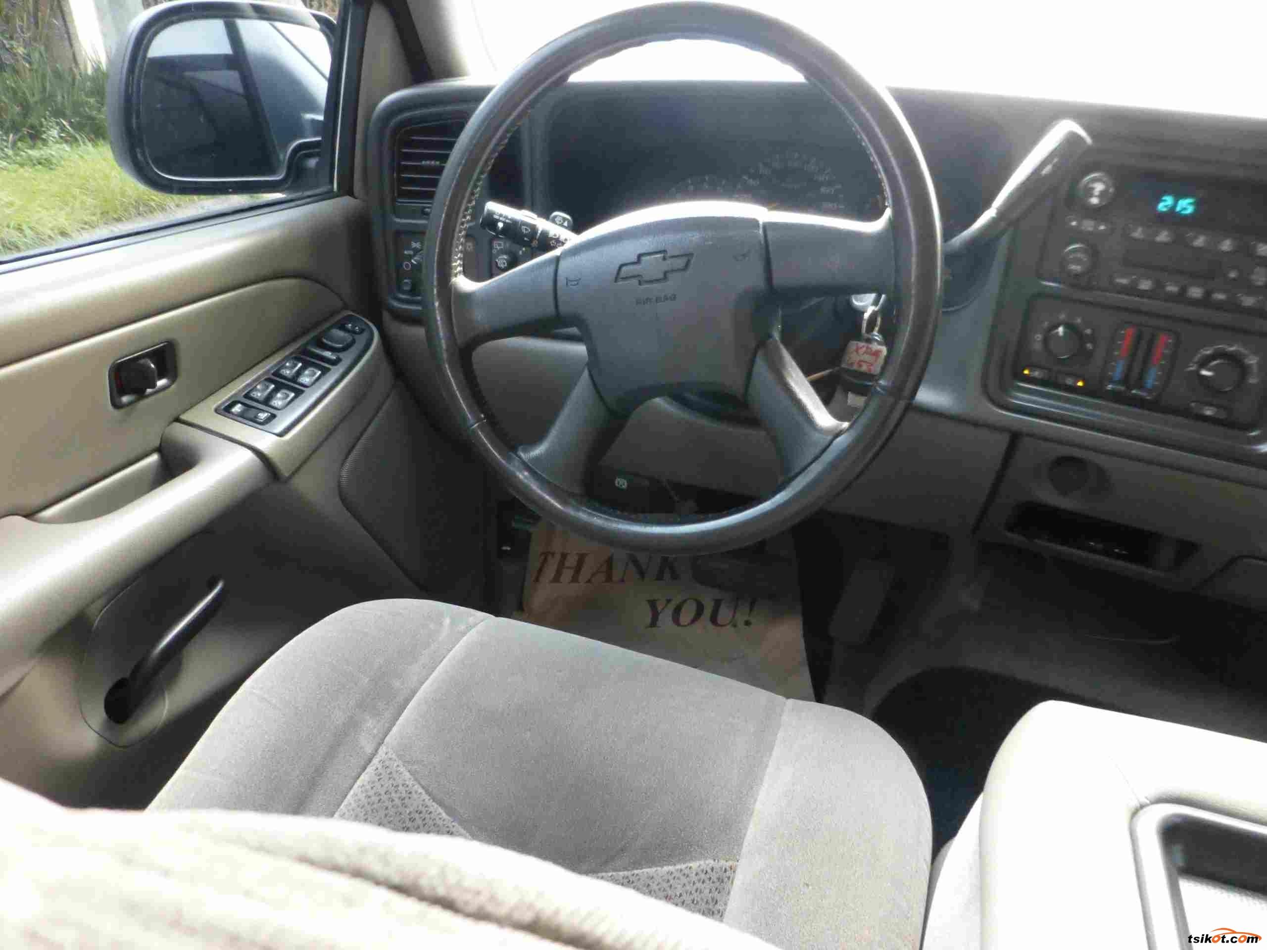 Chevrolet Tahoe 2004 - 7