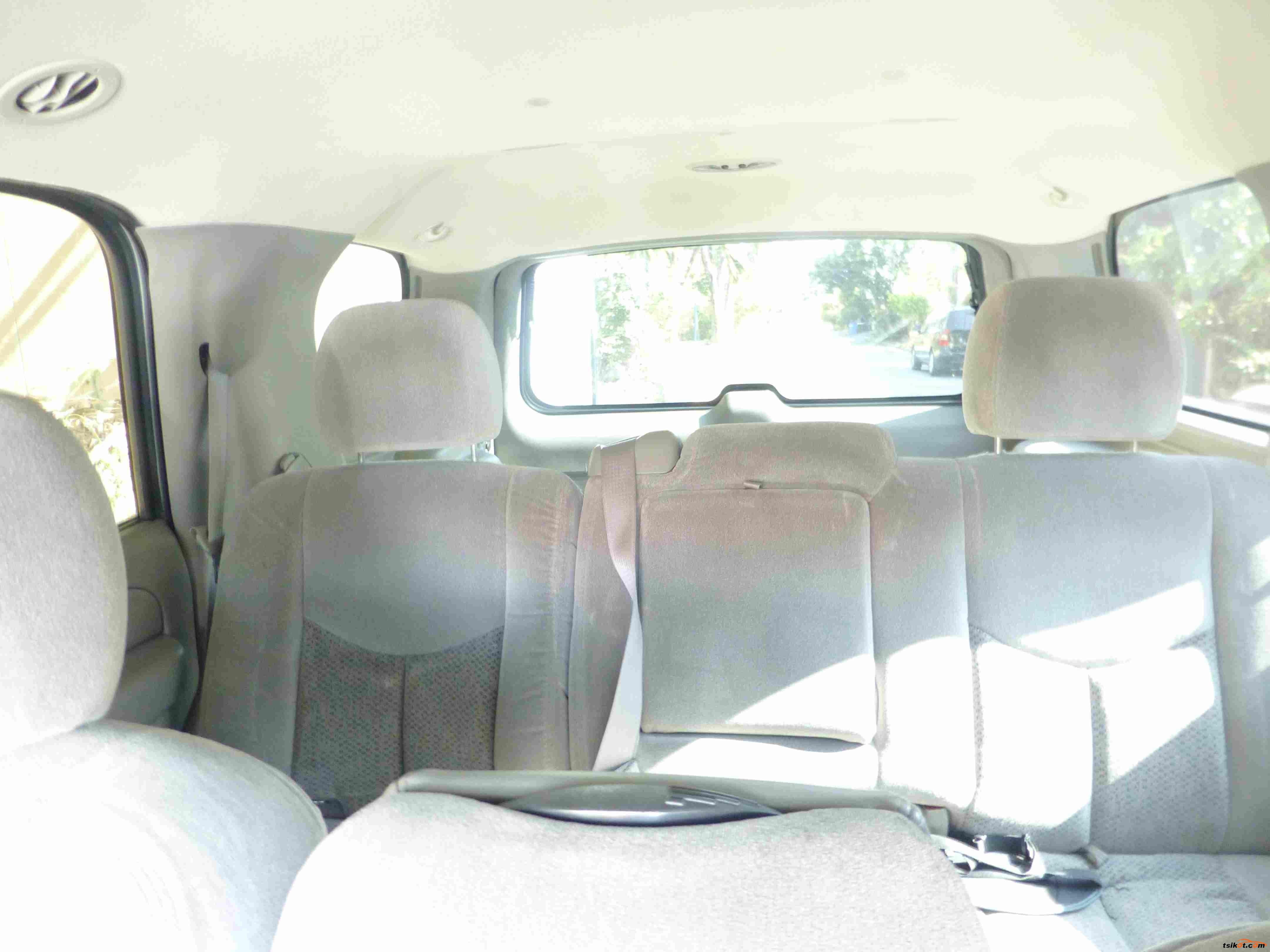 Chevrolet Tahoe 2004 - 10