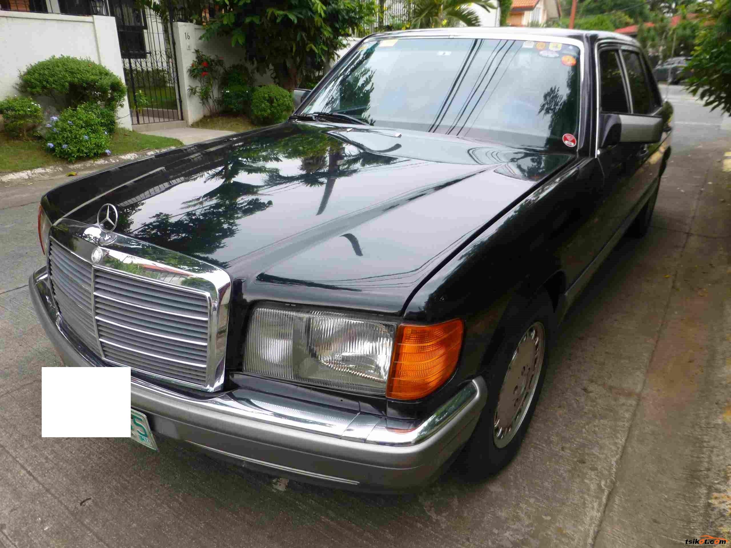 Mercedes-Benz 300 1986 - 3
