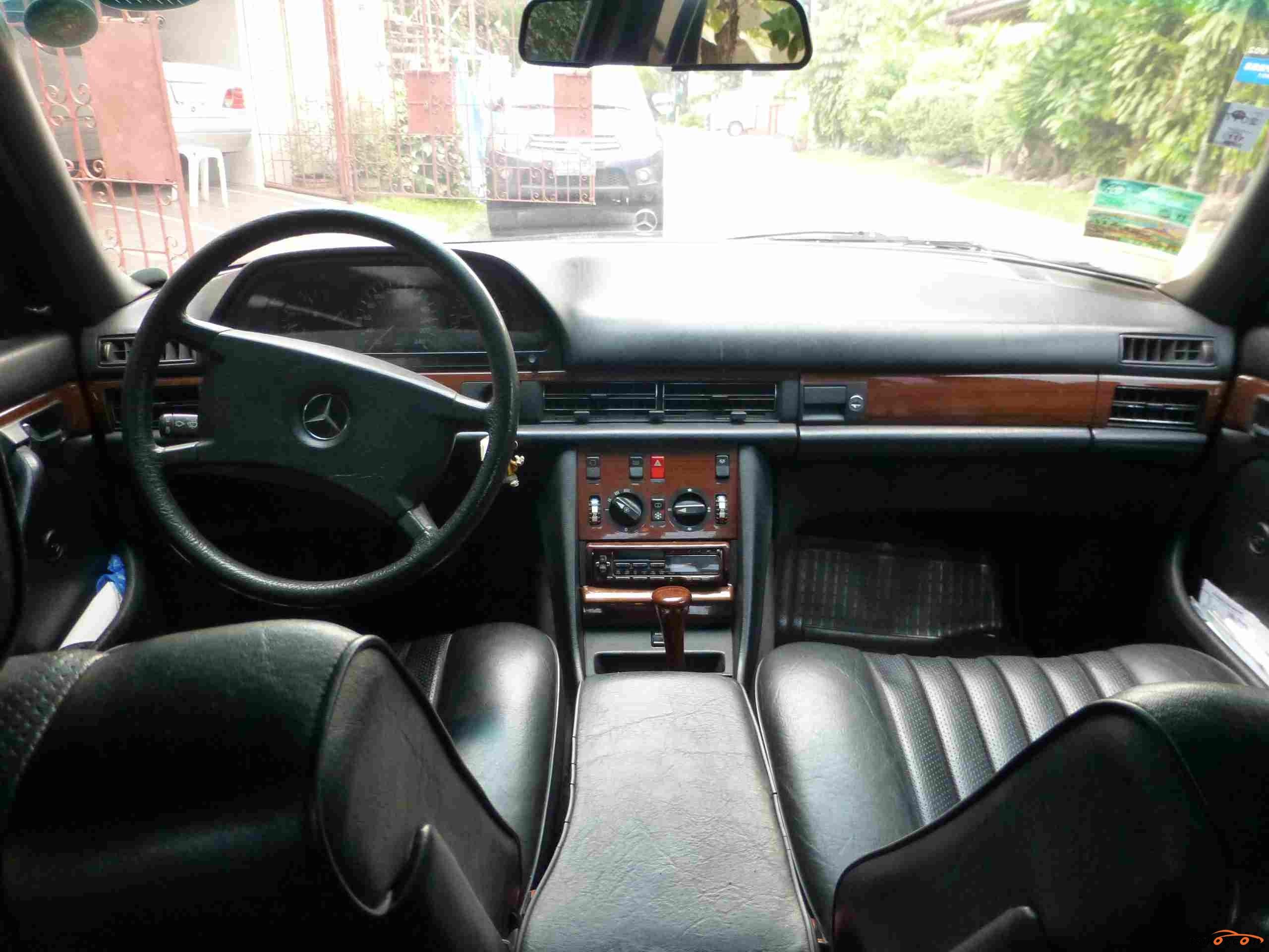 Mercedes-Benz 300 1986 - 7