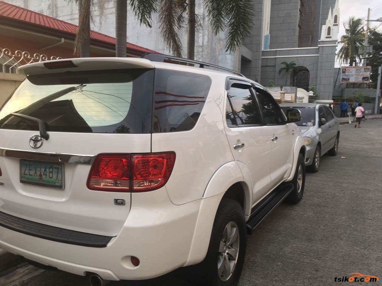 Yokohama Tires Price Philippines >> Toyota Fortuner 2006 - Car for Sale Metro Manila