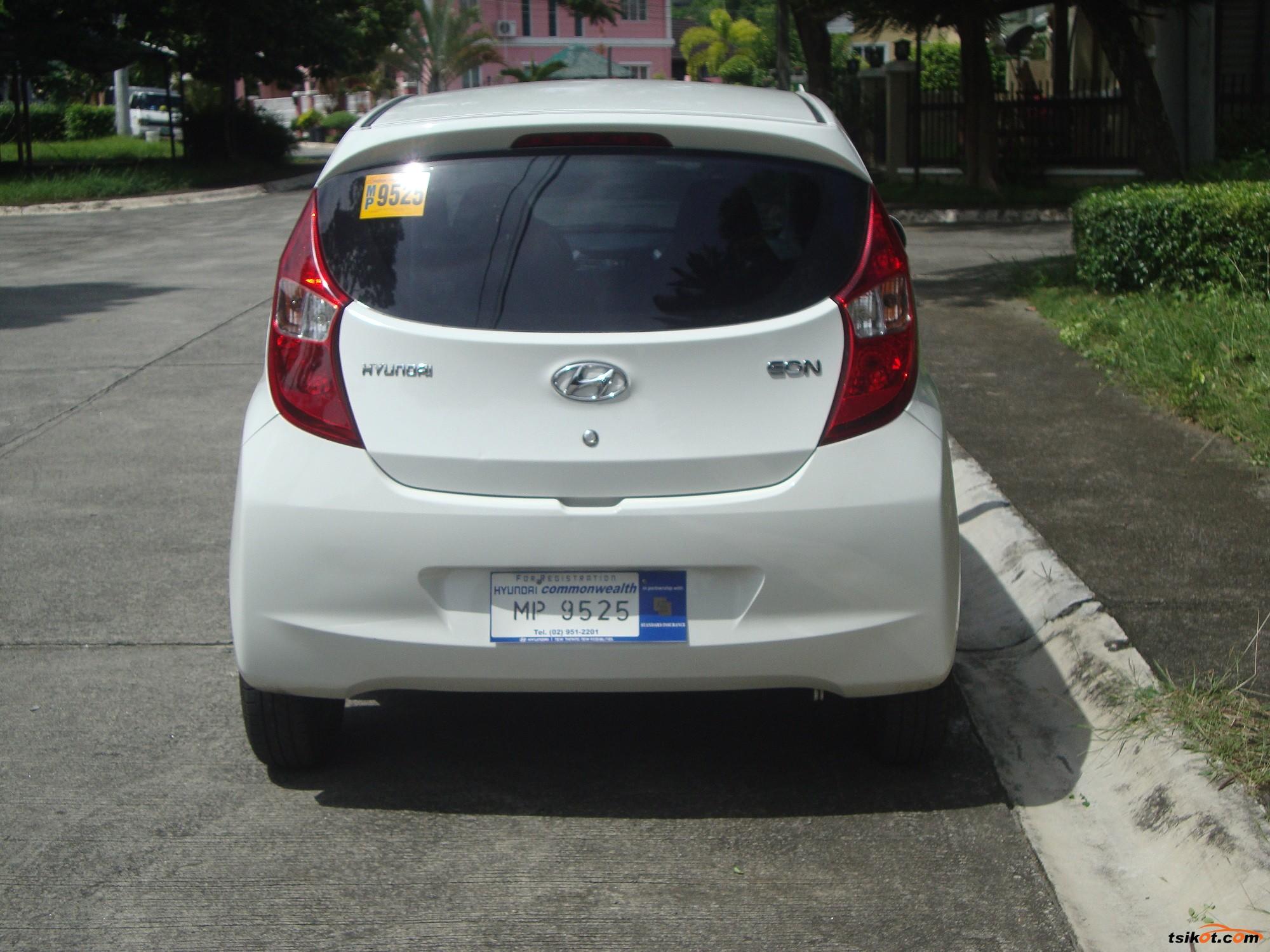 Hyundai Eon 2016 - 4