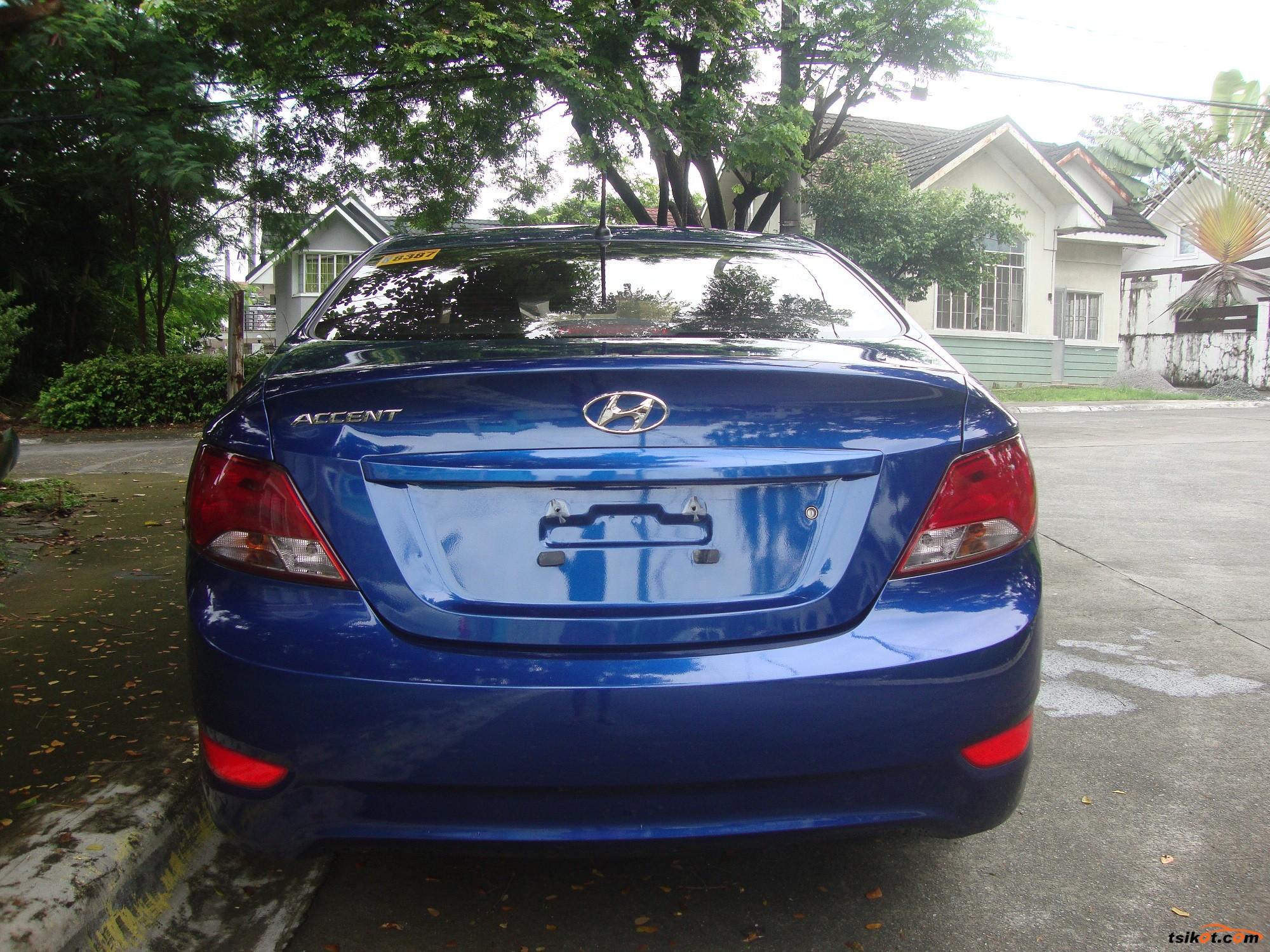 Hyundai Accent 2016 - 4