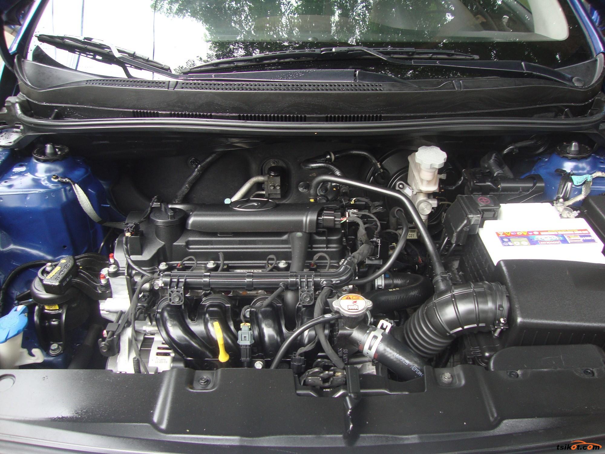 Hyundai Accent 2016 - 8
