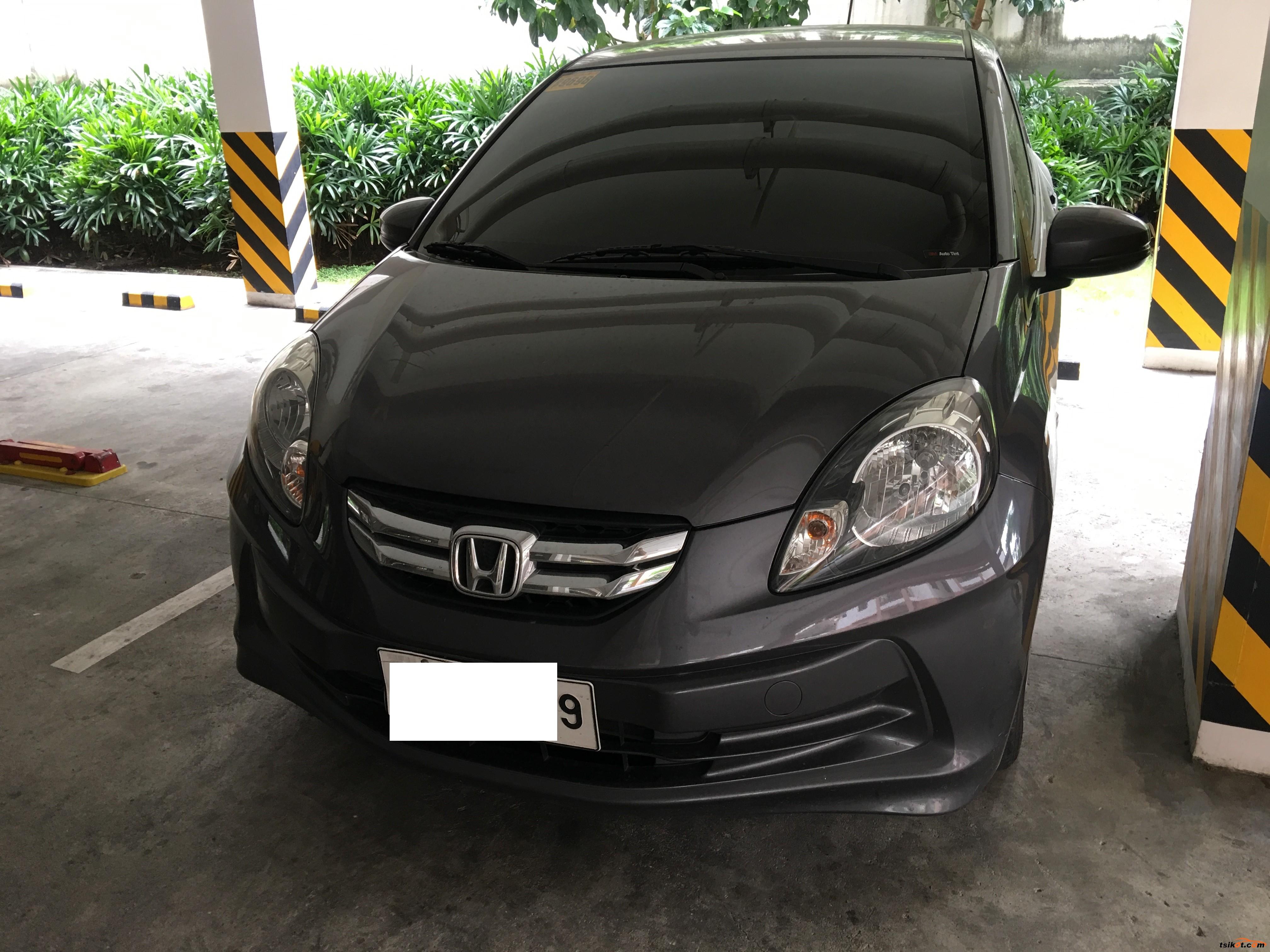 Honda Brio 2015 - 8