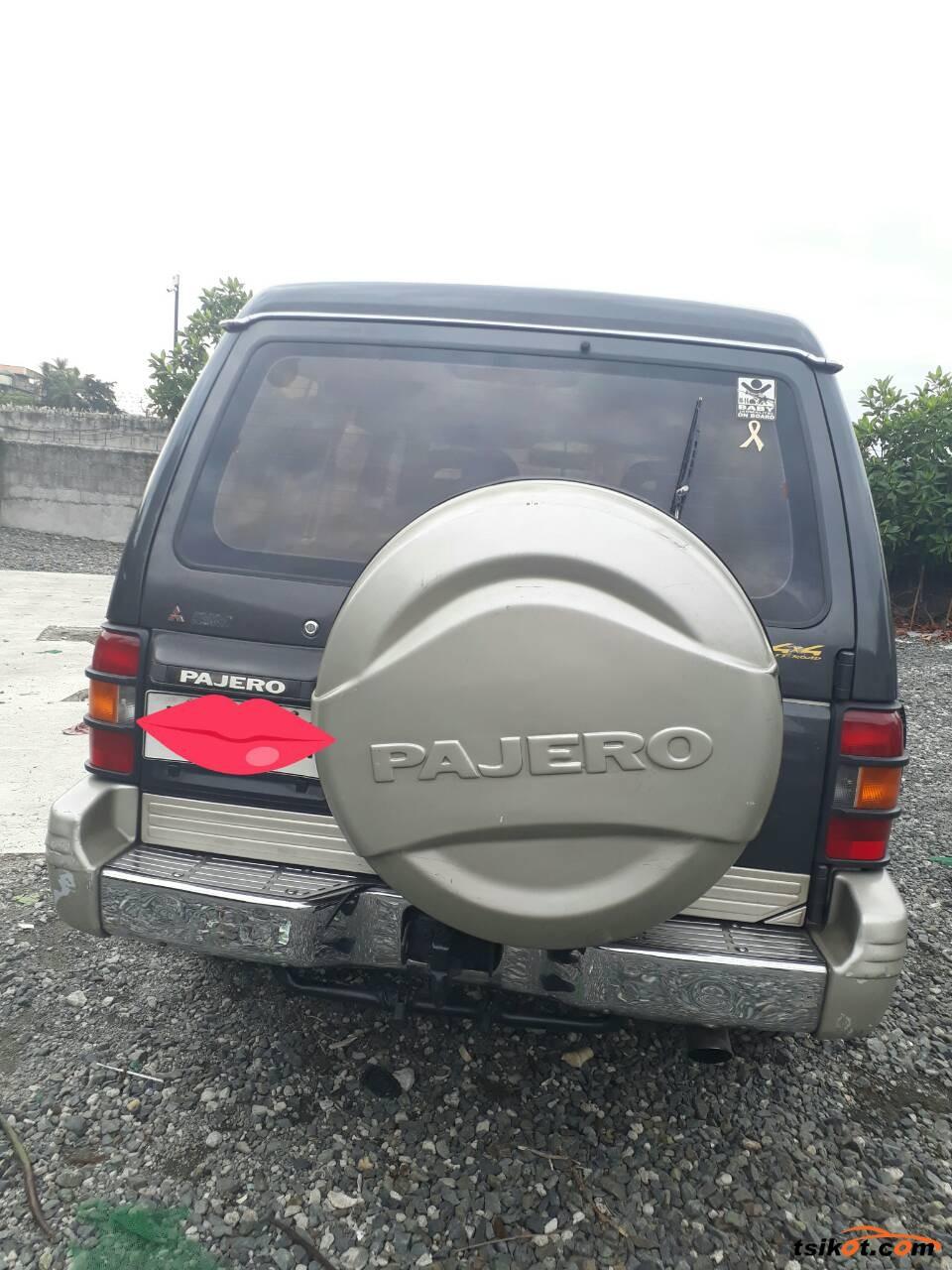 Mitsubishi Pajero 1998 - 7