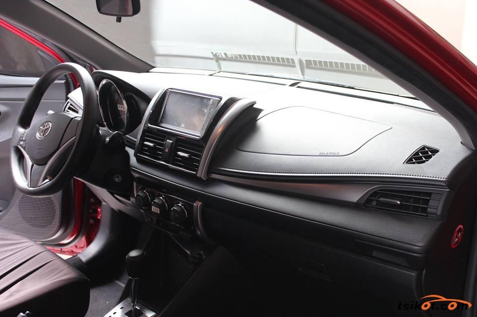 Toyota Vios 2017 - 8