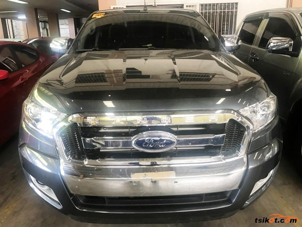 Ford ranger 2015 1