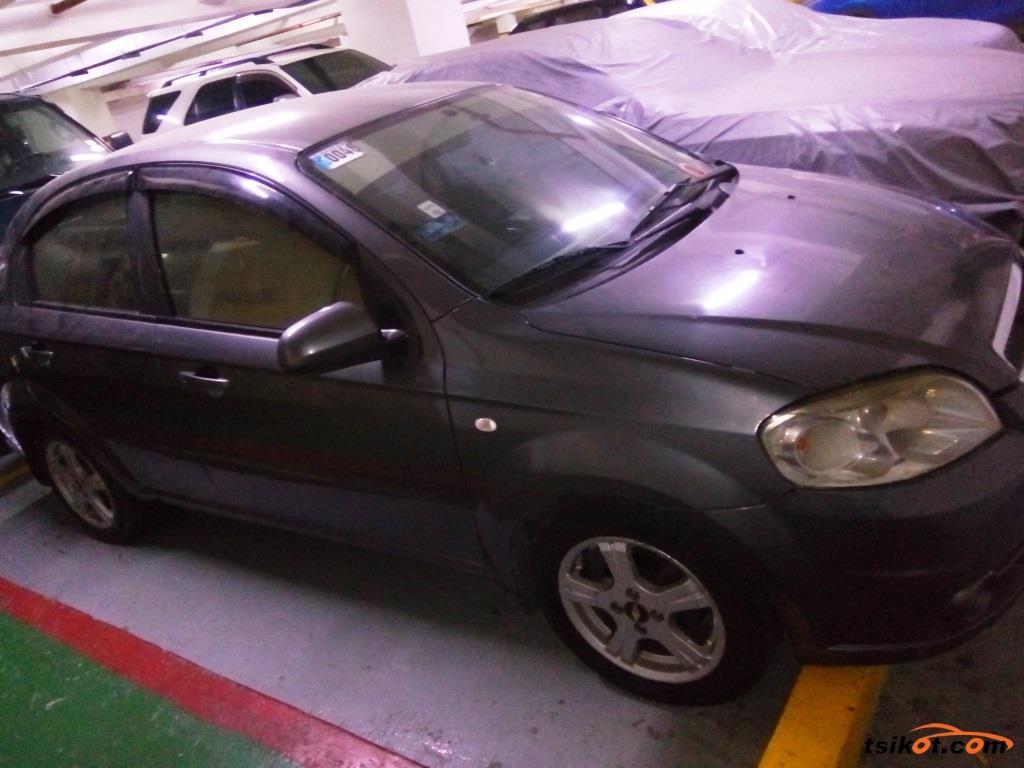 Chevrolet Aveo 2008 - 1